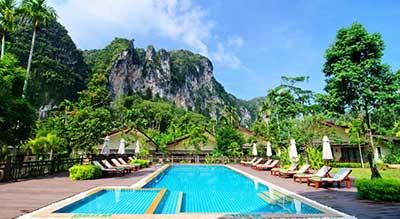 krabi-sud de la thailande-hotel-resort
