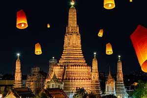 Bangkok avec un ado - la Thailande avec des enfants - la Thaïlande en famille