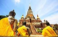 visiter les temples en Thailande - la Thailande avec des enfants - la Thaïlande en famille
