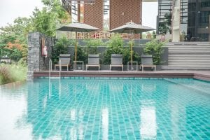 hotel pas cher chiang mai- thailande avec un bébé - hotel jardin chiang mai