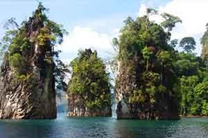 Croisière Thaïlande- Excursion Khao Lak - phang na