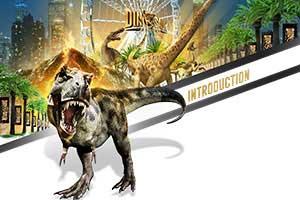 activité a bangkok-attraction-loisir-dinosaure-enfant-famille