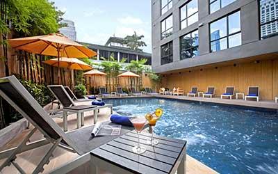hotel pas cher bangkok - thailande avec des ados - hotel bangkok