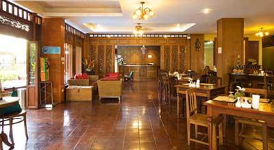 Centre Historique - guesthouse en famille à Bangkok - hôtel de charme bangkok -restaurant