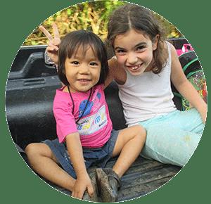 la thailande avec des enfants - visiter le Nord de la Thailande en famille - chiang mai avec un bébé - voyage en Thailande avec un bébé