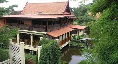 ayutthaya hôtel pas cher-ou dormir a ayuthaya