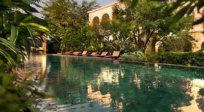 hotel bangkok avec piscine