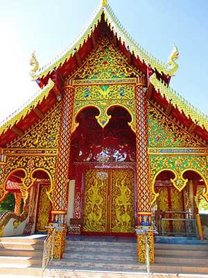 chiang mai temple-wekidstravel