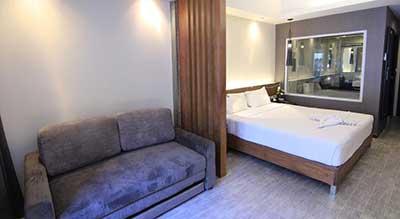 location vacances-lit-canapé-equipement