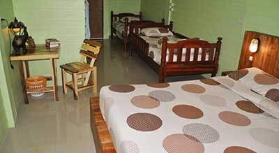 bangkok-hotel- grande chambre-3 lits-pas cher