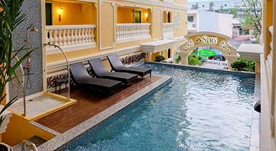 Bangkok Centre Historique - guesthouse en famille à Bangkok - hôtel de charme bangkok