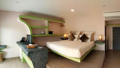 hotel francais thailande-koh phangan-bungalow-confort