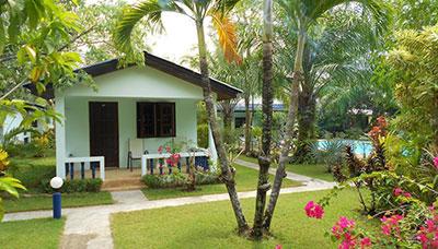 hotel-budget-ao nang-bungalow-jardin tropical