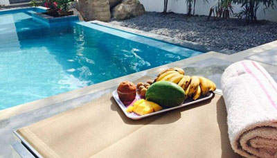 maison-location-ko samui-fruit-piscine-service