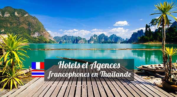Liste hotel francais thailande